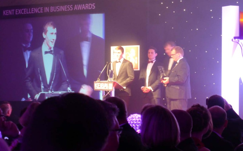 Large Business of the Year - KEiBA