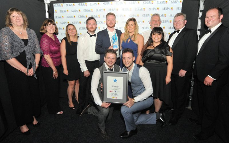 Medium Business of the Year - KEiBA 2015