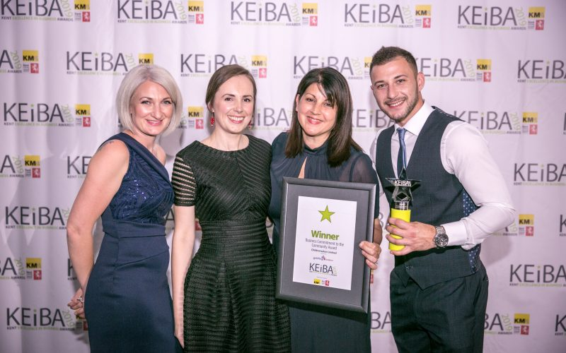 Business Commitment to the Community - KEiBA 2015