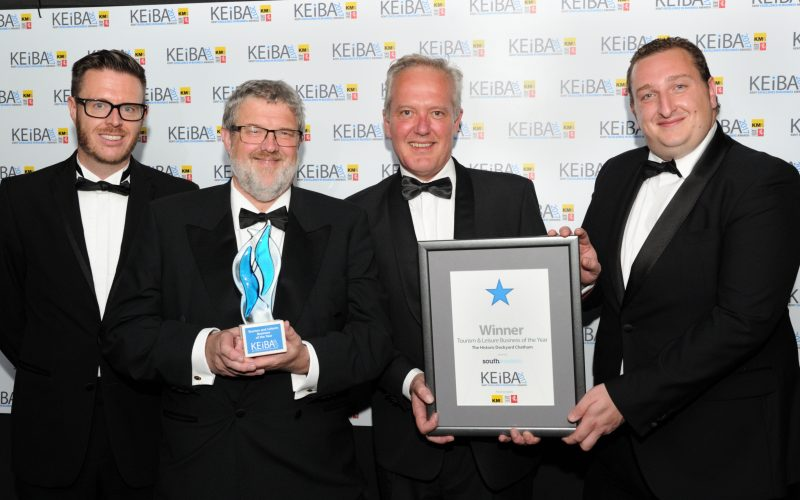 Tourism & Leisure Business of the Year - KEiBA 2015