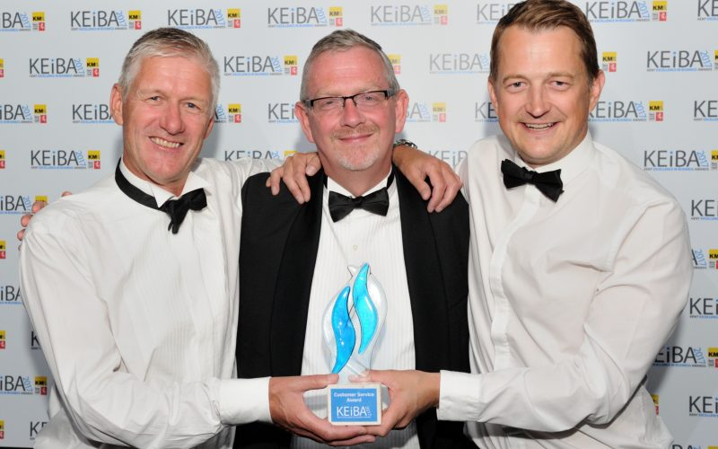 Customer Service Award - KEiBA 2015