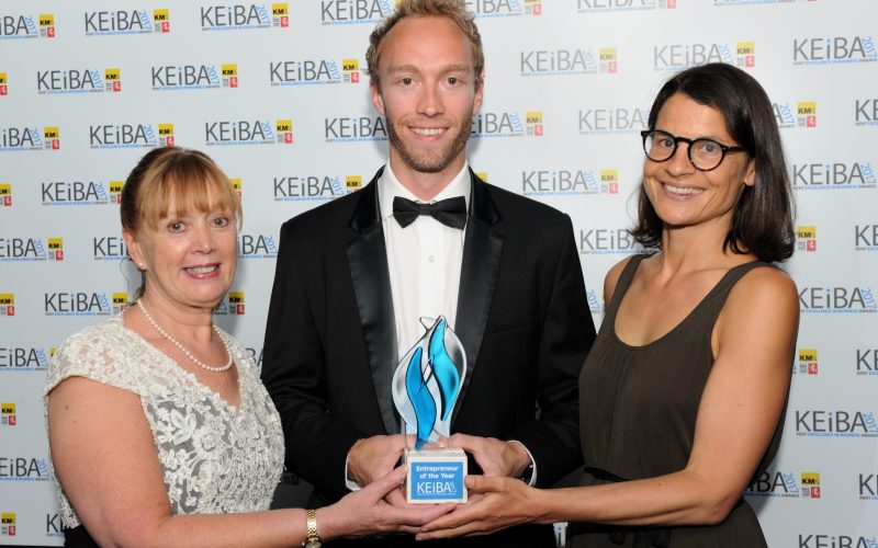 Entrepreneur of the Year - KEiBA 2015
