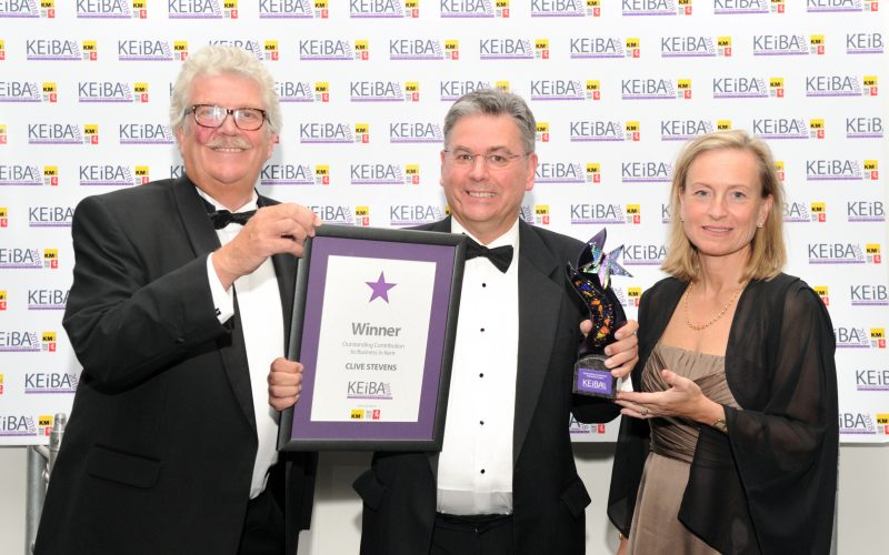 Outstanding Contribution to Business in Kent - KEiBA 2015