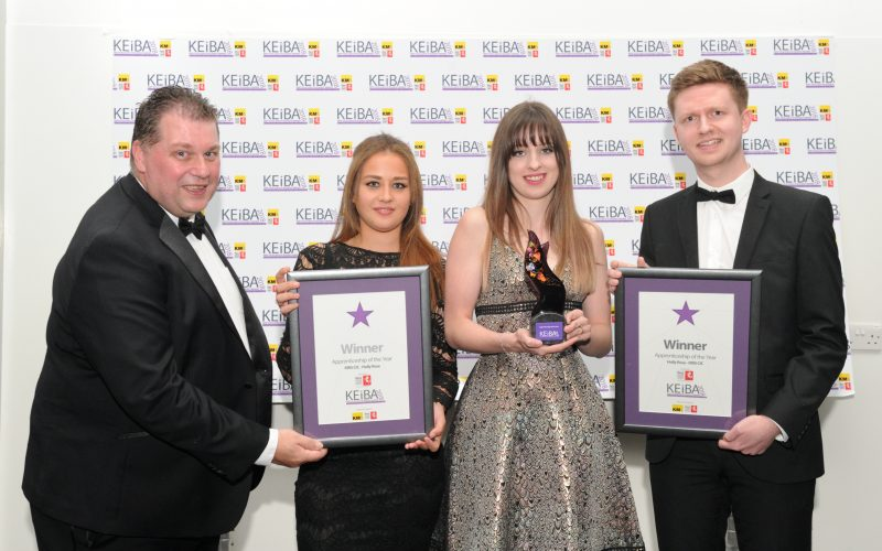 Apprenticeship of the Year - KEiBA 2015