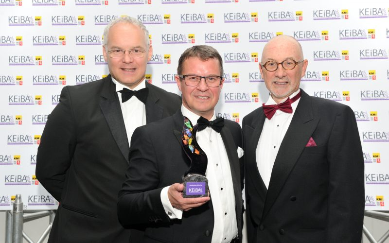 Manufacturer of the Year - KEiBA 2015