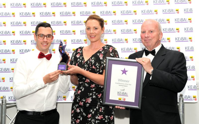 Small Business of the Year - KEiBA 2015