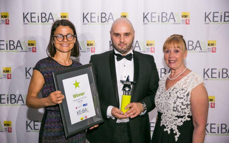 Entrepreneur of the Year - KEiBA 2015