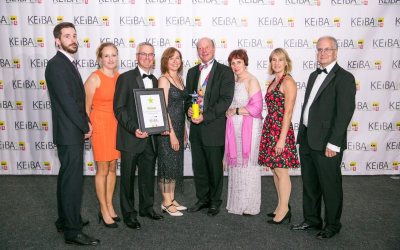 Commitment to the Environment Award - KEiBA 2015