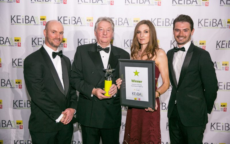 Exporter of the Year - KEiBA 2015