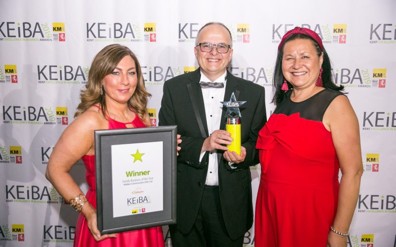 Family Business of the Year - KEiBA 2015