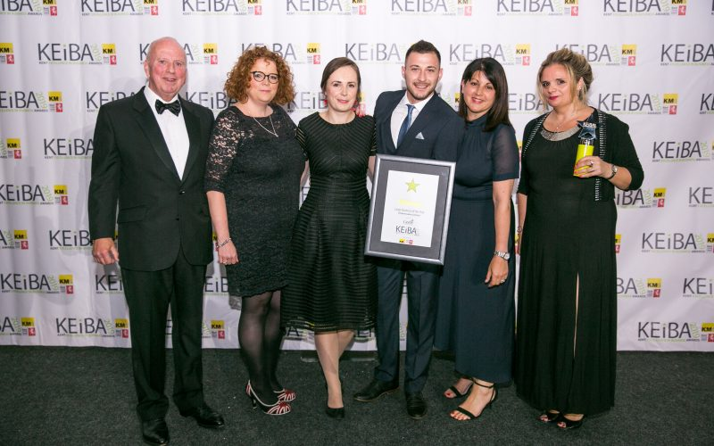 Large Business of the Year - KEiBA 2015