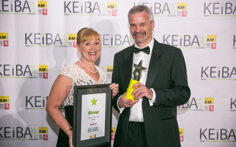 Start-Up of the Year - KEiBA 2015