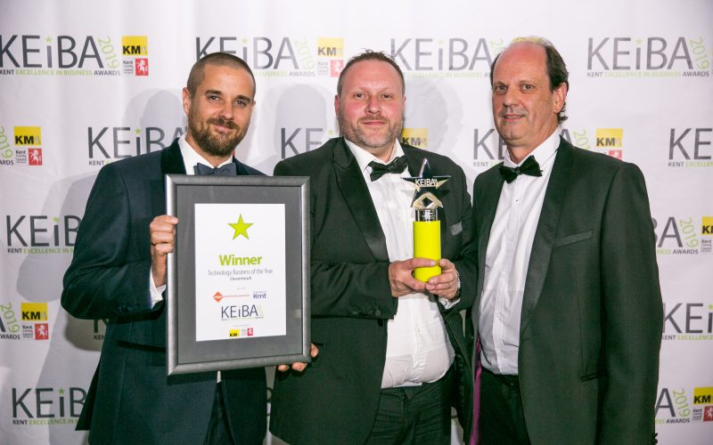 Technology Business of the Year - KEiBA 2015