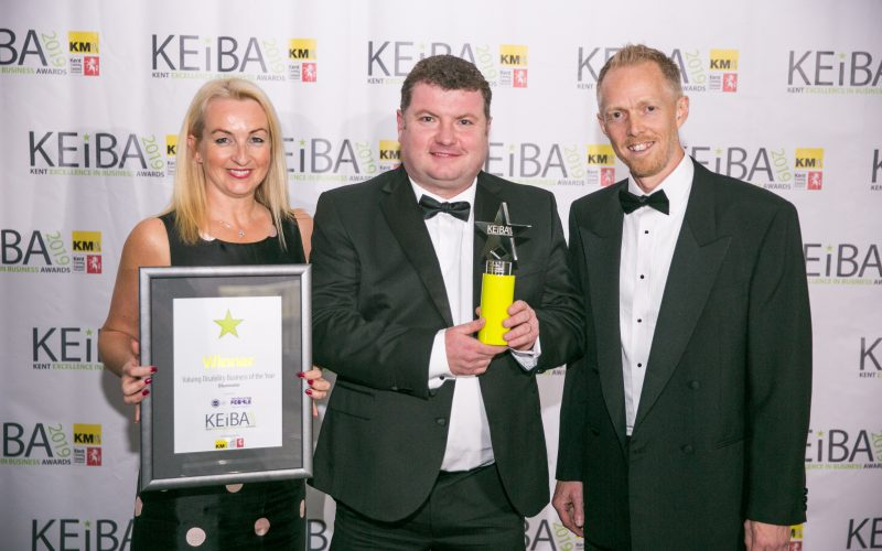 Valuing Disability Business of the Year - KEiBA 2015